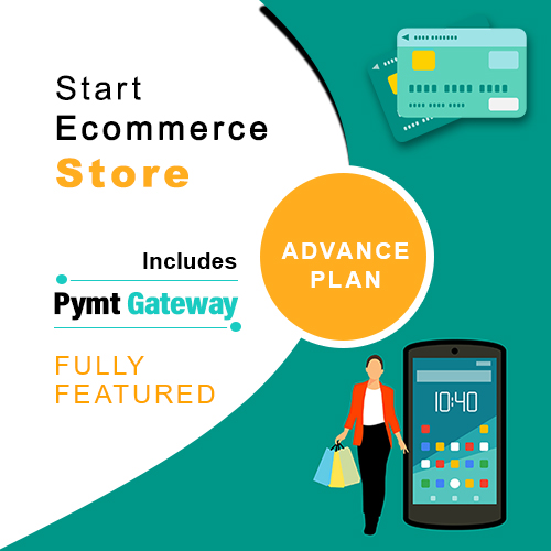 advance ecommerce website design
