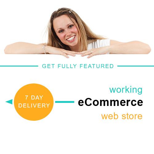 budget ecommerce website
