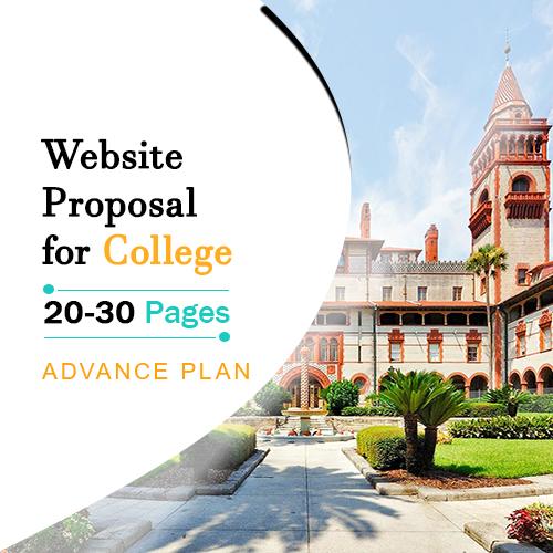 Advance College Website Development