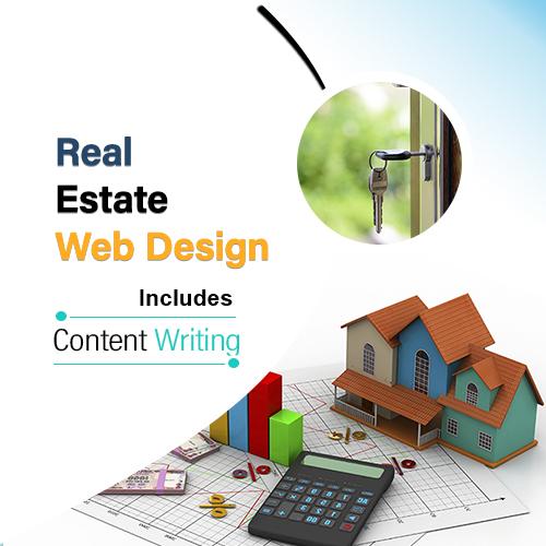 Real Estate Website Development Services