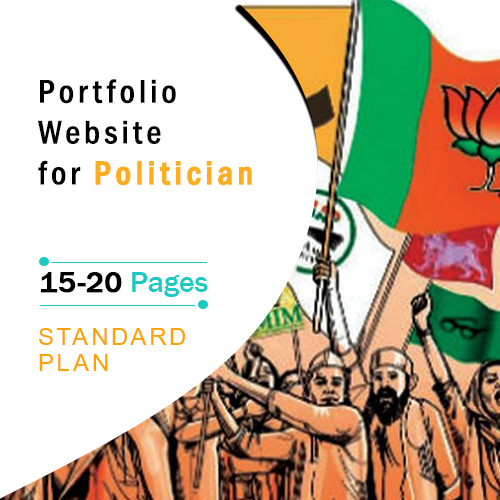 Politician Website Design