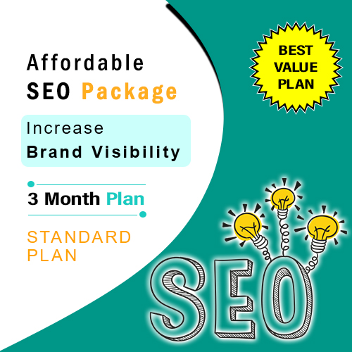 Affordable SEO Package, generate leads online