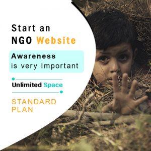 Create NGO Website