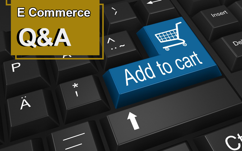 E commerce questions and answers