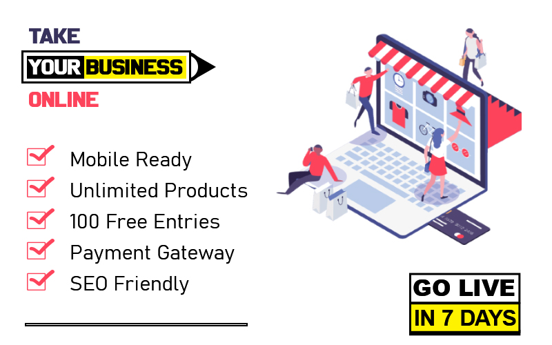 start an online store, start ecommerce business in India